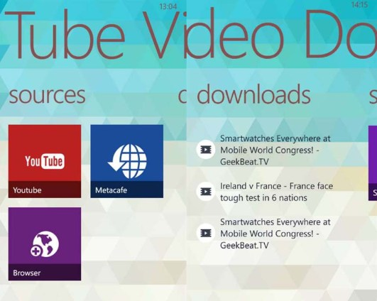 Android Video Downloader App