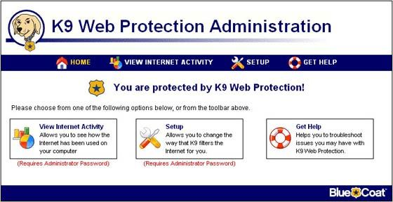K9 Web Protection License Key Free for 1Year