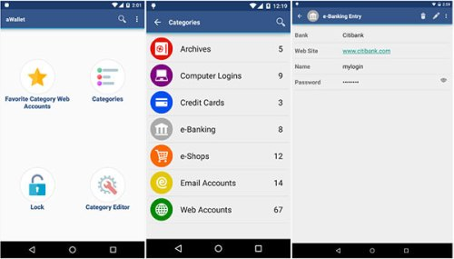 Free Best Password Manager for Android 2020
