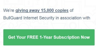 BullGuard Internet Security 1Year Subscription