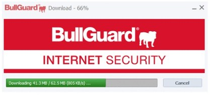 1Year Free Subscription BullGuard Internet Security
