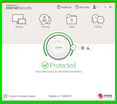 Trend Micro Internet Security License Code