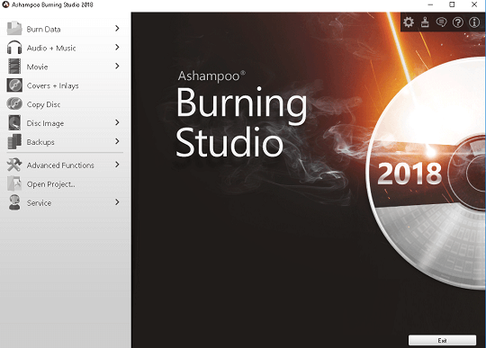 Ashampoo Burning Studio 2019 License Key Free Download