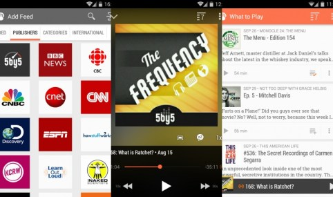 Best Podcast App for Android 2021