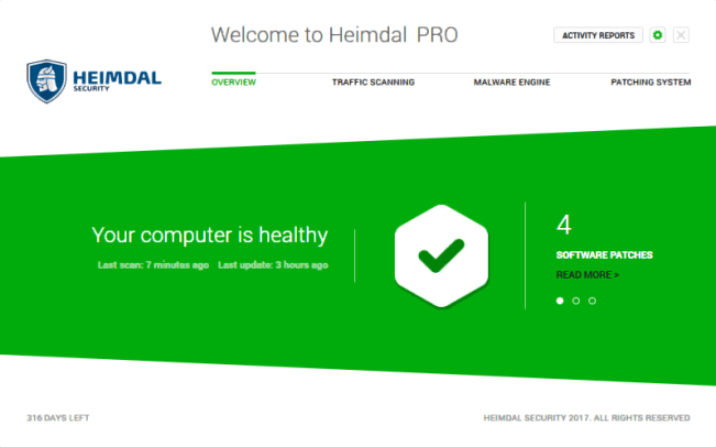 Heimdal Pro License Key Free 2019