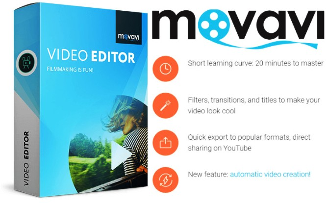 Movavi Video Editor 14 License Key Free Download