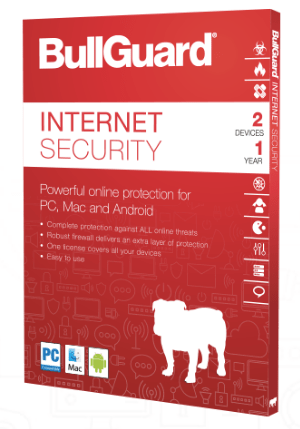 BullGuard Internet Security 2019 License Key Serial Free Download