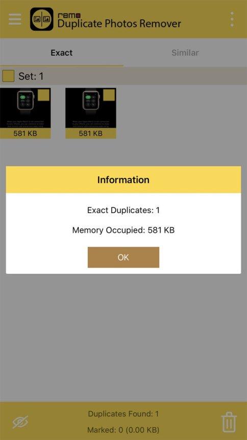Remove Duplicates Photos