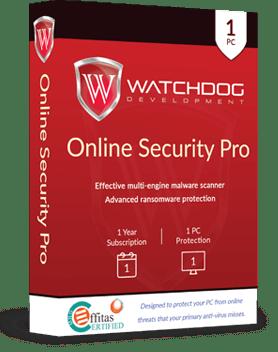Watchdog Online Security Pro 2020 Free License Key