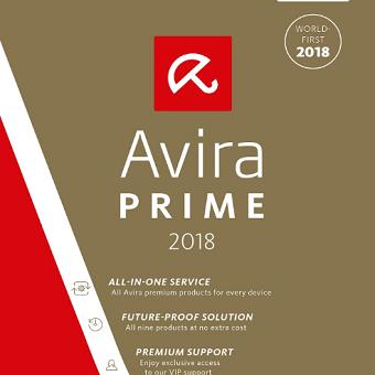 Avira Prime Free License Key for 3 Months Download