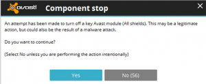 How to Temporarily Disable Avast Antivirus