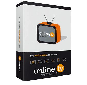 OnlineTV 14 Plus Free License Key Download