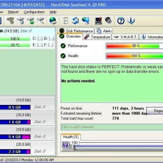 Hard Disk Sentinel Pro Key Free Download for Lifetime