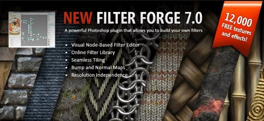 FILTER FORGE 7 License Key Free Download for Win & Mac