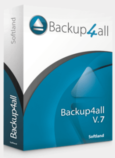 Backup4all Standard 7.5 License Key Free for Windows PC
