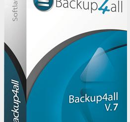 Backup4all Lite 7.4 License Key Free for Windows PC