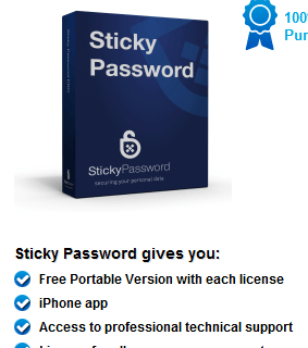 Sticky Password Premium 8 License Key Serial 1 Year Free Download