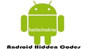Android Phones Secret Codes 2019 - Secret Hidden Codes