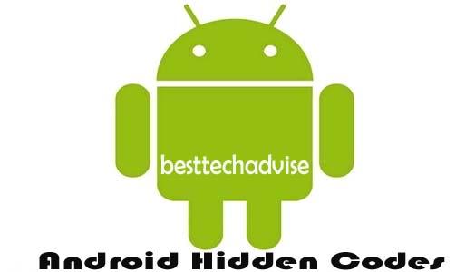 Android Phones Secret Codes 2020 - Secret Hidden Codes