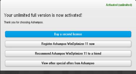 Activation Key