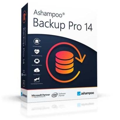 Ashampoo Backup Pro 14 License Key Free Full Version Download