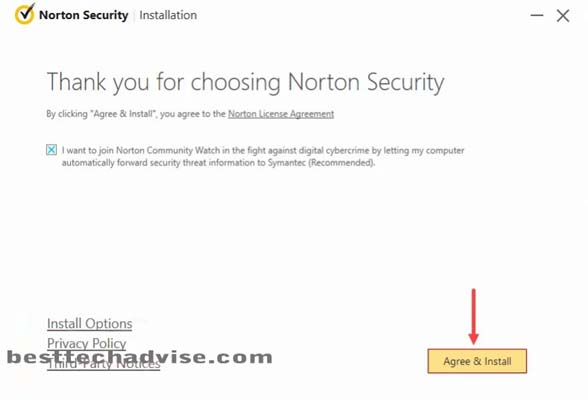 Norton Security Install Trial Version