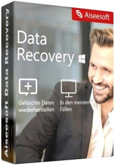 Aiseesoft Data Recovery License Free for 1 Year