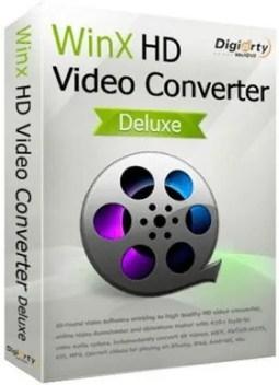 WinX HD Video Converter Deluxe License Free [Windows/Mac]