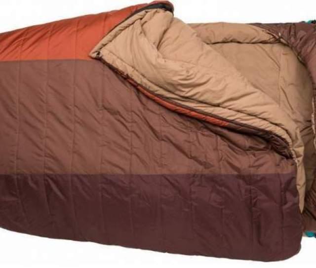 Big Agnes Dream Island F Degree Double Wide Sleeping Bag