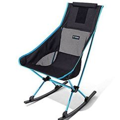 Camping Rocking Chairs Wicker Outdoor Dining 12 Best In 2019 Season Tent Cots For Helinox Chair Two Rocker