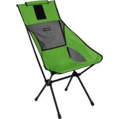 Comfortable Camping Chairs High Back For Dining Room 17 Best With Headrest Tent Cots Helinox Sunset Chair