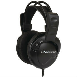 Koss UR20 Home Headphones