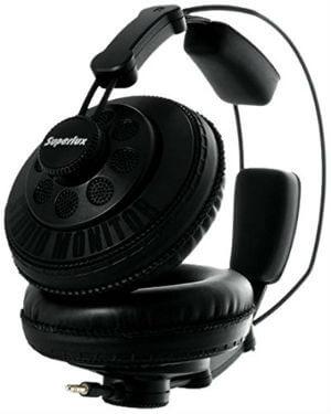 Superlux HD668B Dynamic Semi Open Headphones