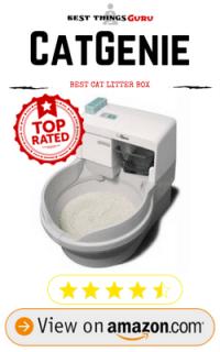 Catgenie Kitty Litter Box Reviews