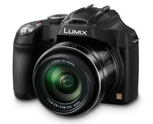 Panasonic LUMIX DMC FZ70 Digital Camera