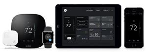 Ecobee3 Thermostat Bg