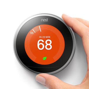 Nest Learning Thermostat Bgg
