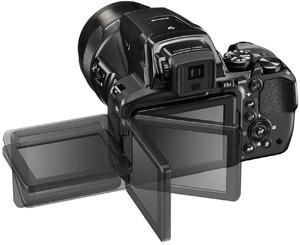 Nikon COOLPIX P900 Digital Camera Bg