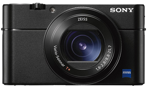 Sony Cyber Shot DSC RX100 V 20 1 MP Digital Still Camera