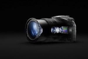 Sony DSC RX10 III Cyber Shot Digital Still Camera Bgg Bg