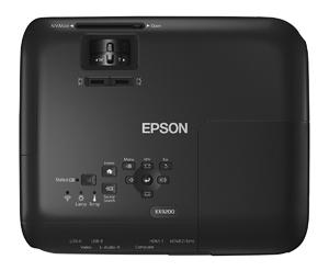 Epson EX9200 Pro WUXGA 3LCD Projector Pro Bg