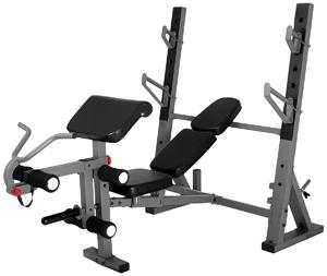 XMark XM 4424 1 International Olympic Weight Bench