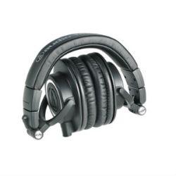 Audio Technica ATH M50x Professional Studio Monitor Headphones 1