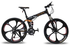 Cyrusher FR100 Men's Folding Mountain Bike