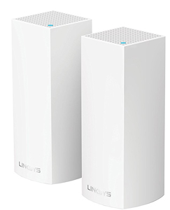 Linksys Velop Tri Band AC4400 Whole Home WiFi Mesh System