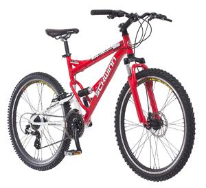 Schwinn Protocol 1 0 Men's Dual Suspension Mountain Bike