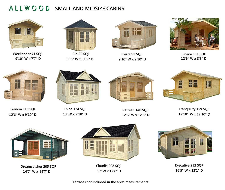 lillevilla tiny cabin