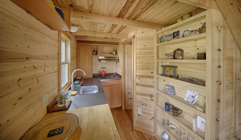 tiny house kitchen ideas