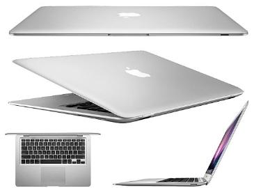 قیمت های لپ تاپ اپل