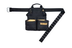 Dewalt 6 Pocket Framers Bag and Belt